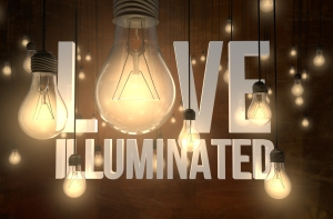 Love Illuminated - Title Slide